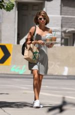 SARAH HYLAND Out and About in Toronto 08/23/2015