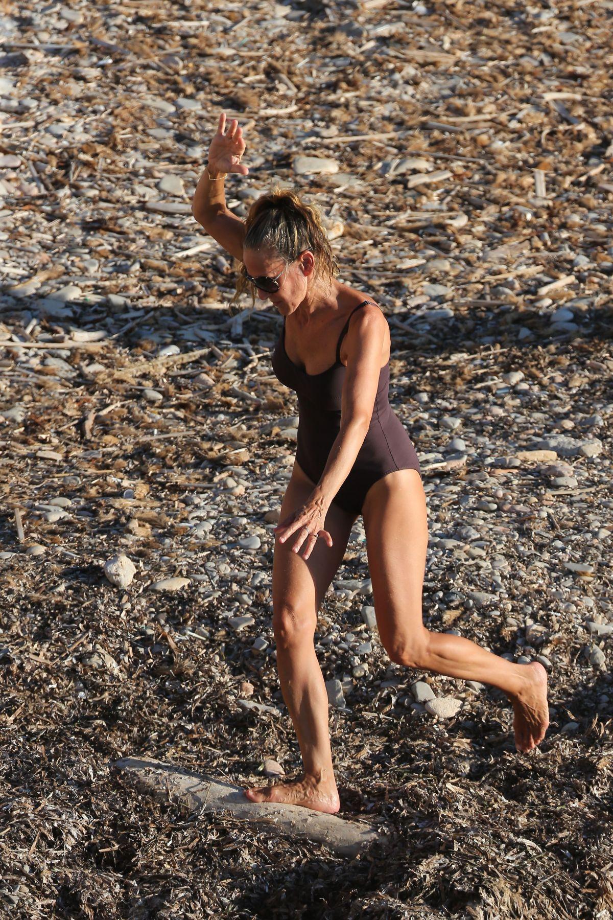 Sarah jessica parker beach