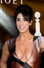 SARAH SILVERMAN at Hollywood Foreign Press Association Grants Banquet in New York
