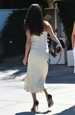 SELENA GOMEZ Heading to a Private Party in Brentwood 08/16/2015
