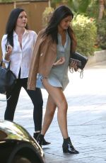 SELENA GOMEZ Out and About in Beverly Hills 07/31/2015
