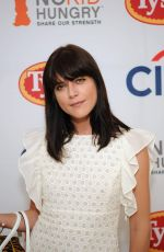 SELMA BLAIR at No Kid Hungry Breakfast Party in Beverly Hills