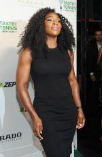 SERENA WILLIAMS at Taste of Tennis Gala in New York