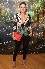 SERINDA SWAN at Ted Baker London Launch Party in Los Angeles