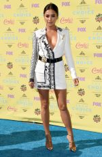 SHAY MITCHELL at 2015 Teen Choice Awards in Los Angeles