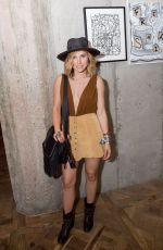 SOPHIA BUSH at Soho House Chicago + Bacardi Festival Weekend Wrap Party in Chicago