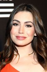 SOPHIE SIMMONS at Rpublic Records VMA After-party in West Hollywood