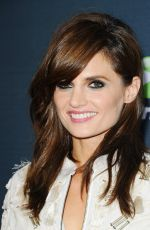 STANA KATIC at Hand of God Screening in Los Angeles