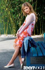 STEFANIE SCOTT for Teen Vogue Magazine