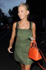 STEPHANIE PRATT at OK Magazine Summer Party in London