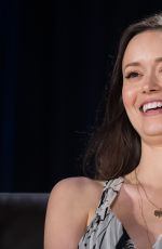 SUMMER GLAU at Firefly Panel at Chicago Comic-con