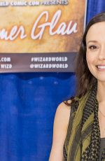 SUMMER GLAU at Wizard World Comic-con in Chicago 08/23/2015