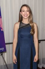 TAISSA FARMIGA at 6 Years Premiere in Hollywood