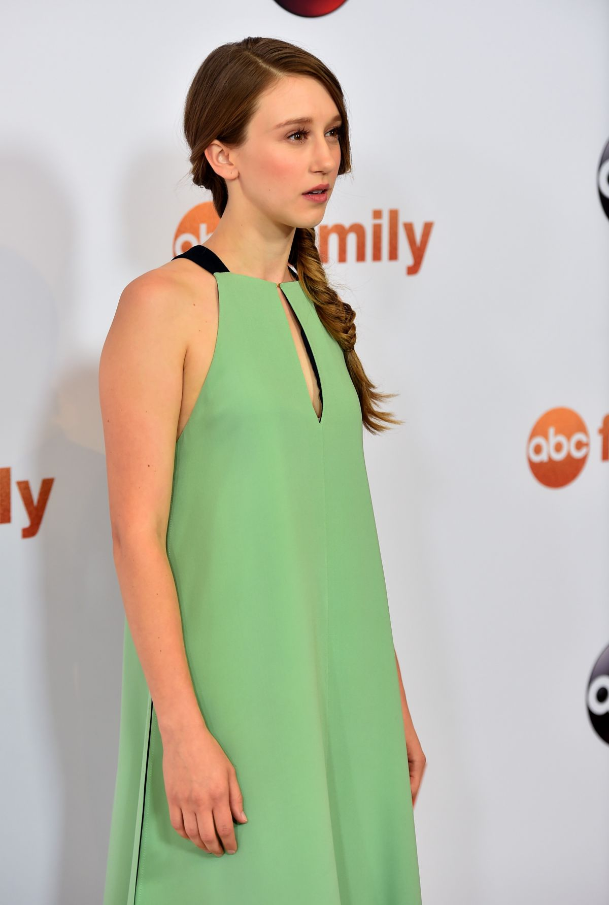 TAISSA FARMIGA at Disney ABC 2015 Summer TCA Tour in Beverly Hills