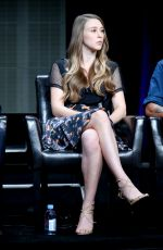 TAISSA FARMIGA at Wicked City Panel at 2015 Summer TCA Tour in Beverly Hills