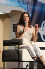 TERRY FARRELL at 14th Annual Official Star Trek Convention in Las Vegas