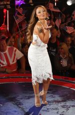 TILA TEQUILA at Celebrity Big Brother 2015 UK vs USA Elstree Studios in Borehamwood 08/27/2015