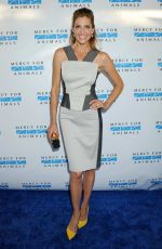 TRICIA HELFER at Hidden Heroes Gala Presented by Mercy for Animals