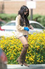 VANESSA HUDGENS at Cedars-sinai Medical Center in Beverly Hills 08/19/2015