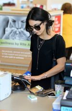VANESSA HUDGENS Out and About in Beverly Hills 08/25/2015