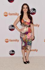 VANESSA MARANO at Disney ABC 2015 Summer TCA Tour in Beverly Hills