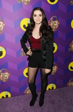 VANESSA MARANO at Just Jared's Way To Wonderland Party in West Hollywood