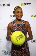 VENUS WILLIAMS at Taste of Tennis Gala in New York