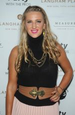 VICTORIA AZARENKA at Taste of Tennis Week: Party with the Pros in New York 08/29/2015