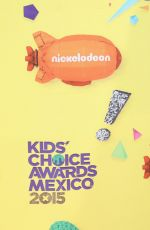 VICTORIA JUSTICE at Nickelodeon Kids
