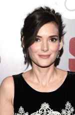 WINONA RYDER at Show Me A Hero Screening in New York