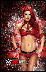 WWE - 2K16 Character Art