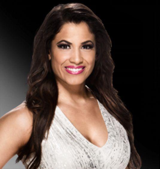 WWE - Dasha Fuentes Profile Pictures