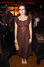 ZOEY DEUTCH at Tommy Bahama Hosts Private Event for Taylor Swift Concert in Los Angeles