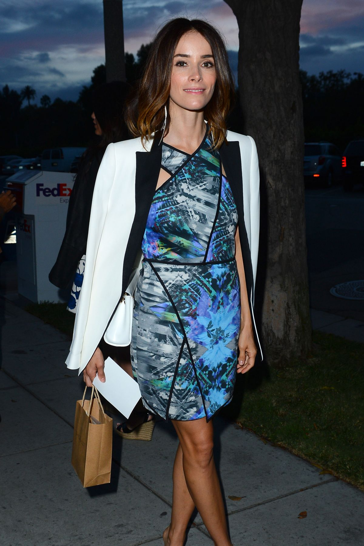 ABIGAIL SPENCER at The A List 15th Anniversary Party in Beverly Hills