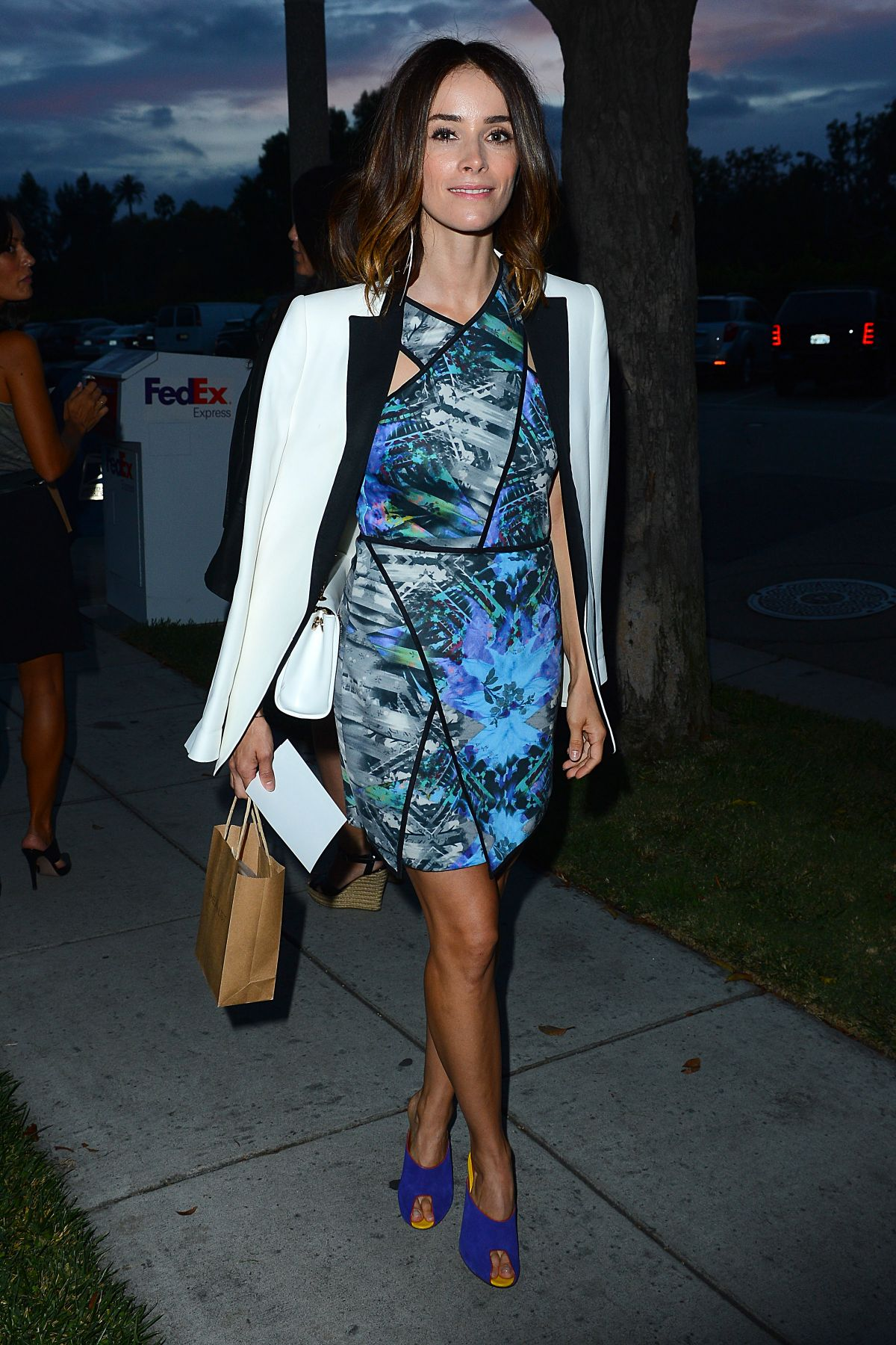 Abigail Spencer - The A List 15th Anniversary Party in