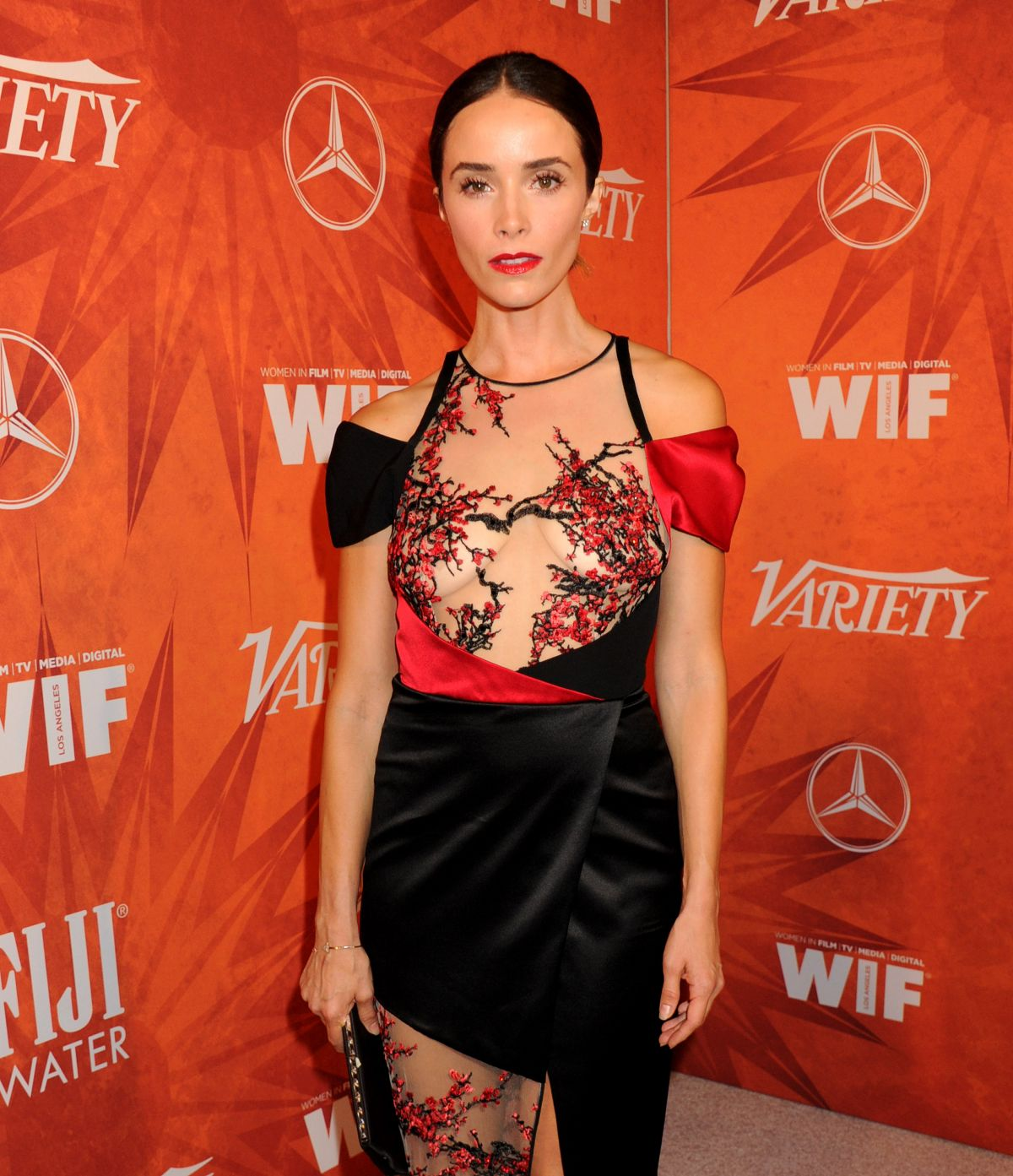 ABIGAIL SPENCER at Variety and Women in Film Annual Pre-emmy Celebration in West Hollywood 09/18/20