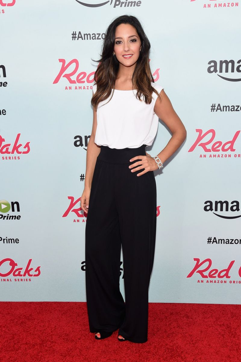 ADRIANA DEGIROLAMI at Red Oaks Premiere in New York 09/29/2015