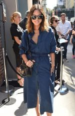 AIMEE SONG at Vera Wang Fashion Show in New York 09/15/2015