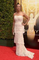 AISHA TYLER at 2015 Creative Arts Emmy Awards in Los Angeles 09/12/2015