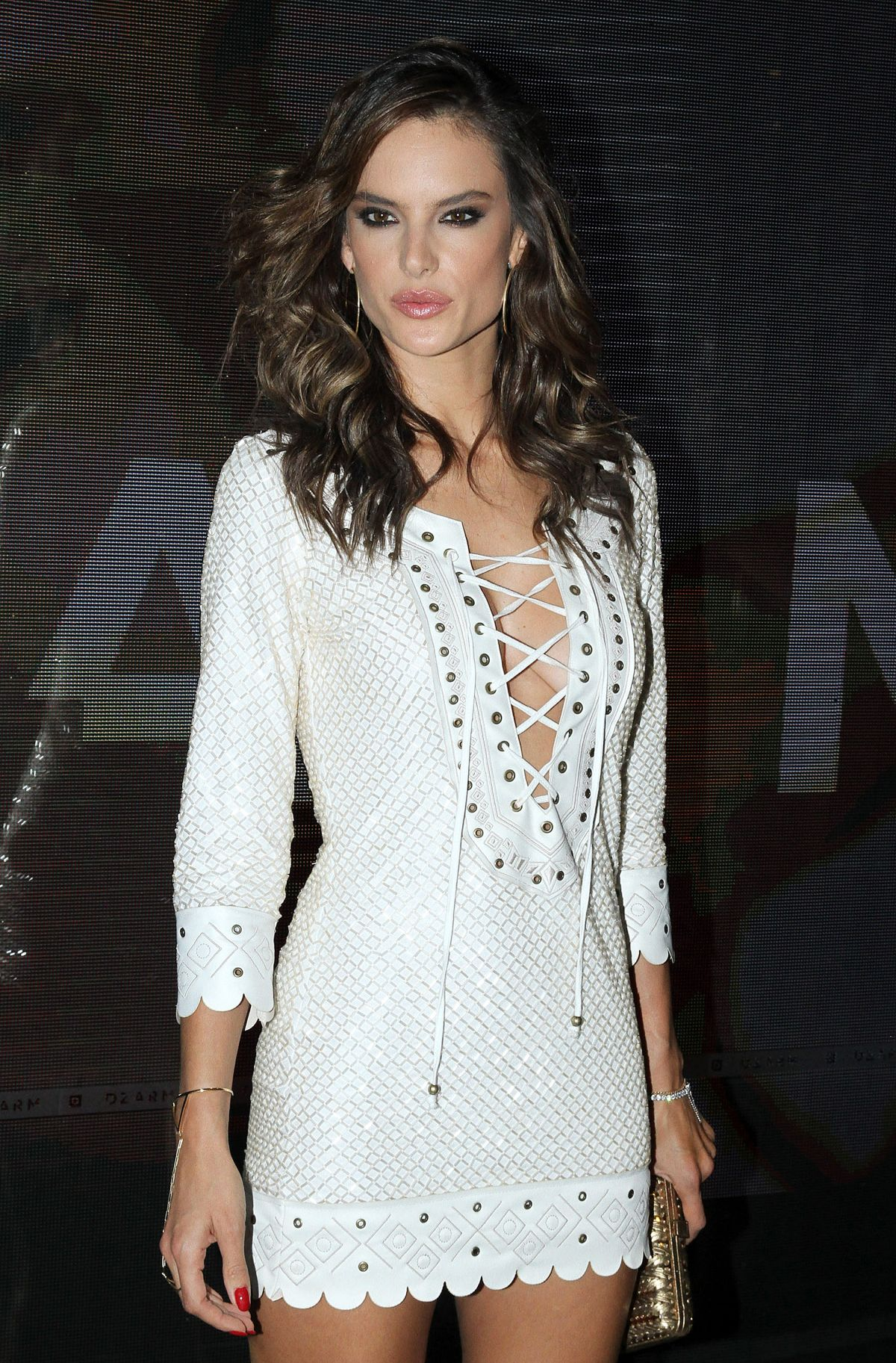 Alessandra Ambrosio Archives - Page 33 of 58 - HawtCelebs ... Alessandra Ambrosio
