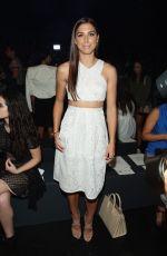 ALEX MORGAN at bcbgmaxazria Fashion Show During Spring 2016 NYFW in New York 09/10/2015