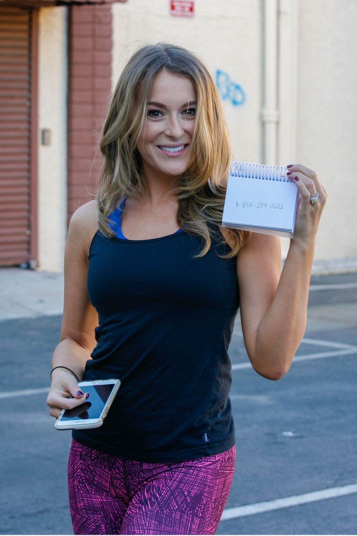 ALEXA VEGA at Dancing with the Stars Studio in Hollywood 09/17/2015