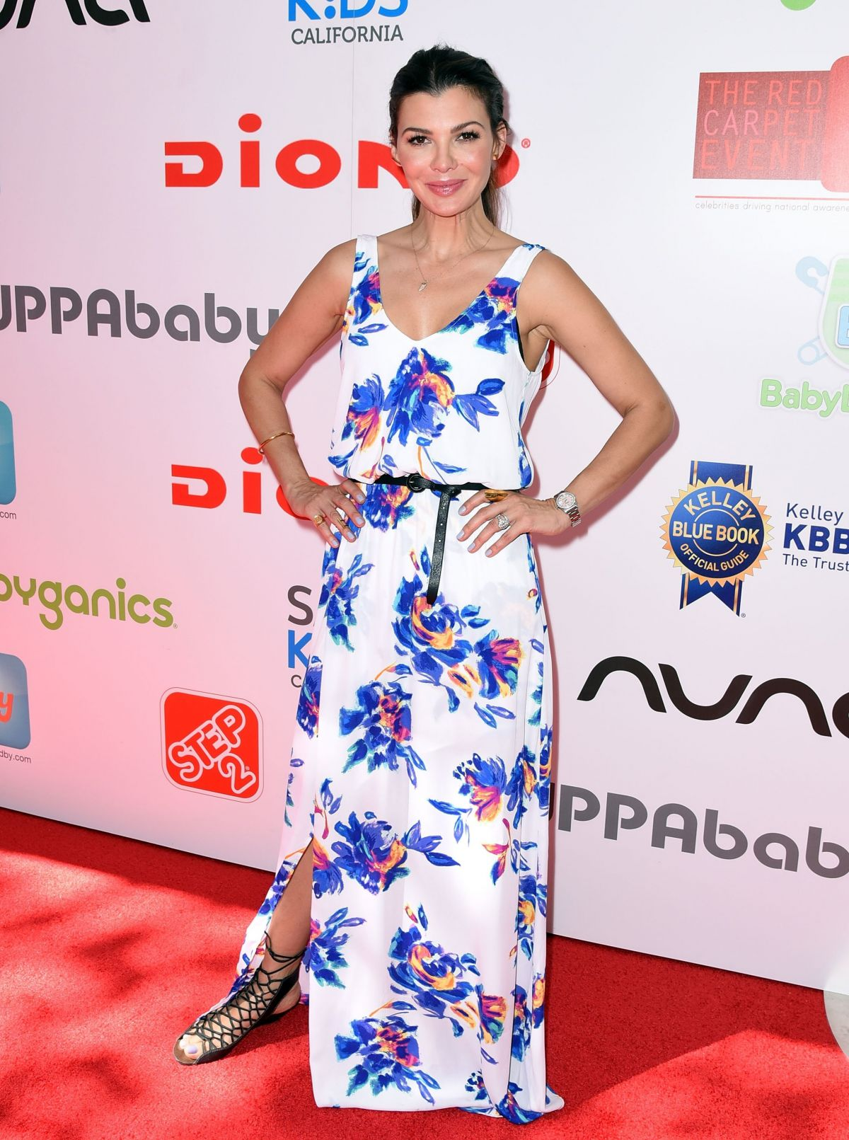 ALI LANDRY at 4th Annual Red Carpet Safety Awareness Event in Los Angeles 09/19/2015