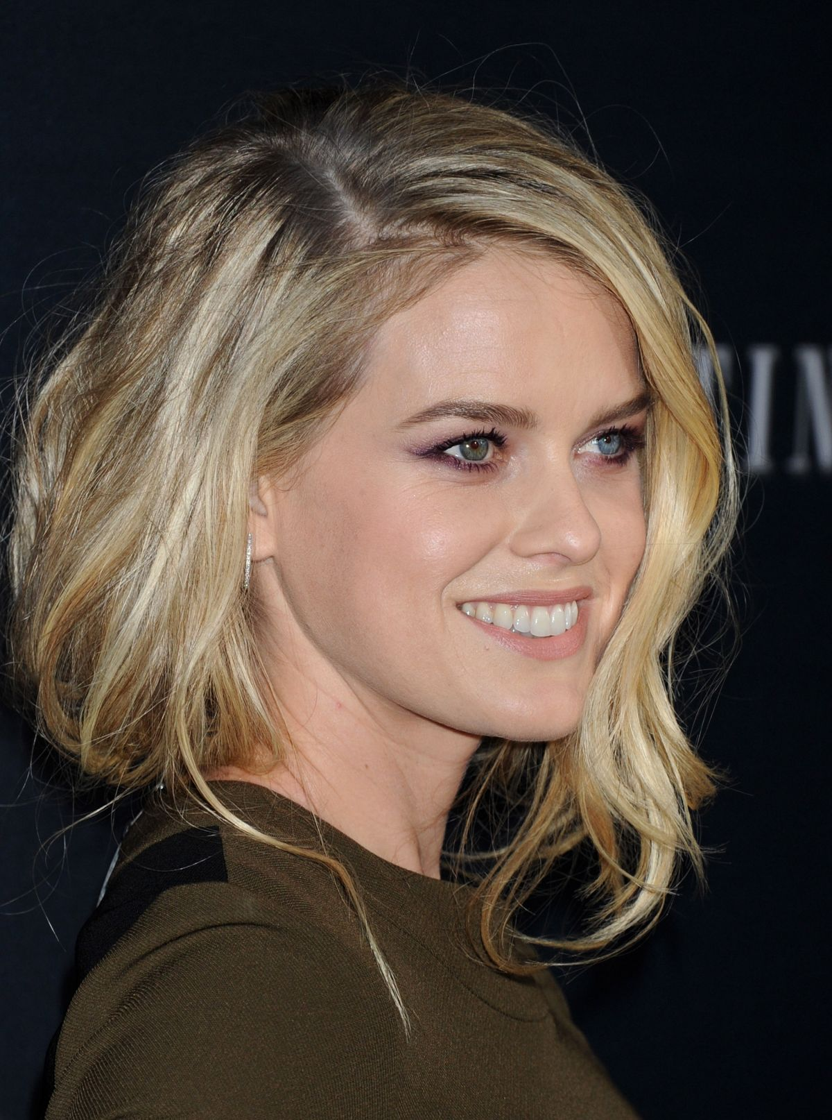ALICE EVE at Before We Go Premiere in Hollywood 09/02/2015