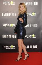 ALONA TAL at Hand of God Premiere in London 09/02/2015