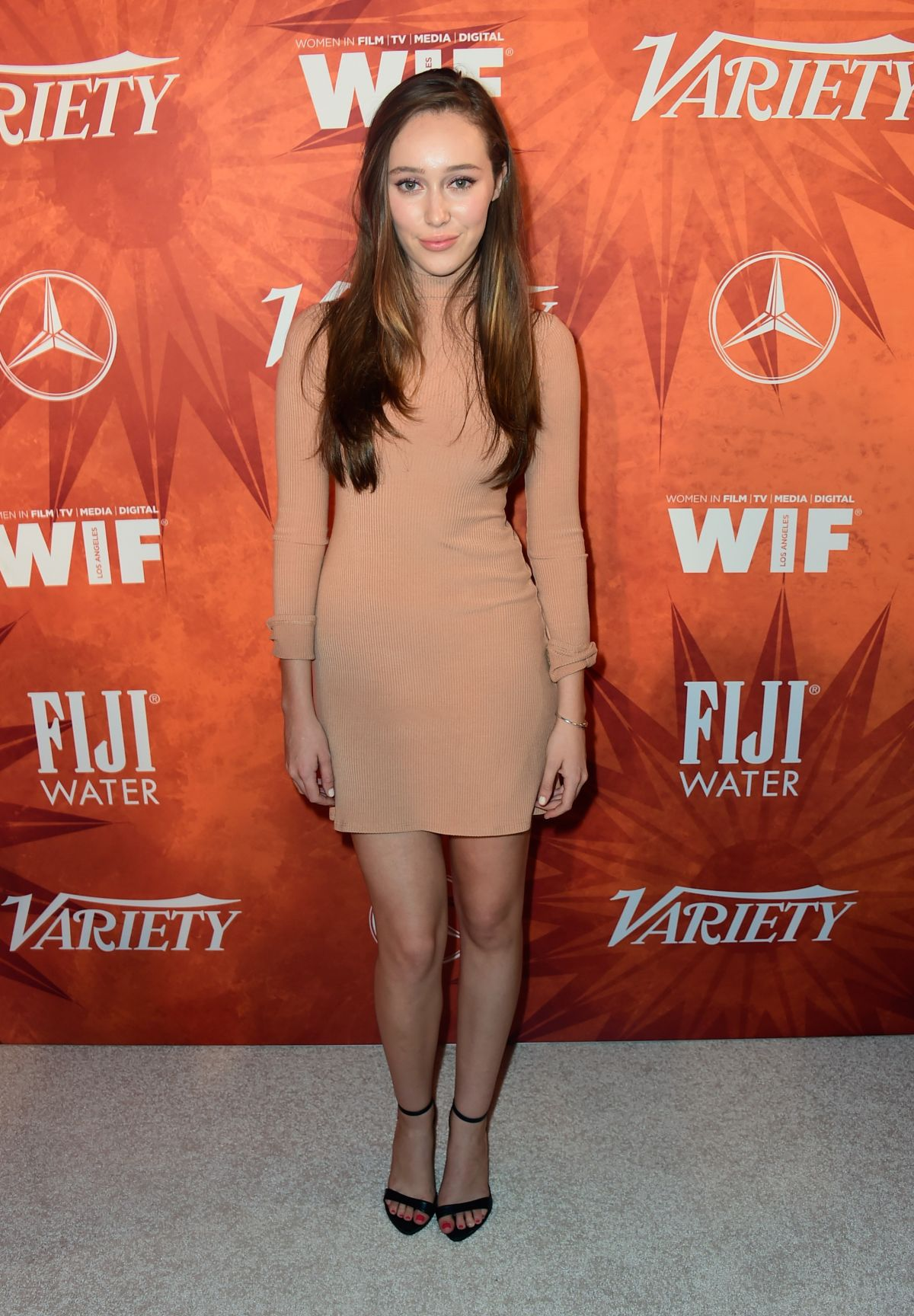 ALYCIA DEBNAM-CAREY at Variety and Women in Film Annual Pre-emmy Celebration in West Hollywood 09/18/20