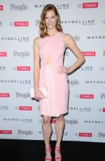 ALYSSA SUTHERLAND  at People's To Watch in West Hollywood 09/16/2015