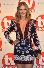 AMANDA BYRAM at TV Choice Awards 2015 in London