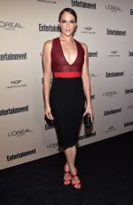 AMANDA RIGHETTI at 2015 Entertainment Weekly Pre-emmy Party in West Hollywood 09/18/2015