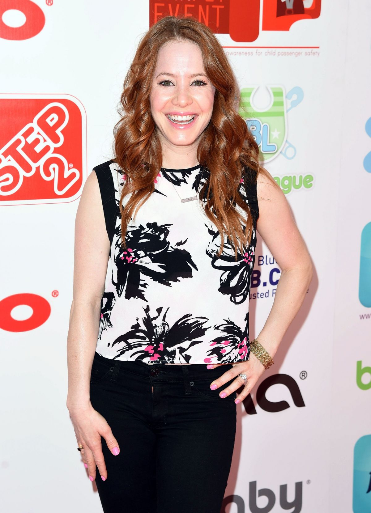 AMY DAVIDSON at 4th Annual Red Carpet Safety Awareness Event in Los Angeles 09/19/2015